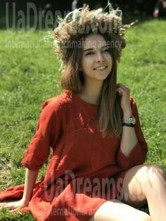 Olya Lviv 25 y.o. - intelligent lady - small public photo.