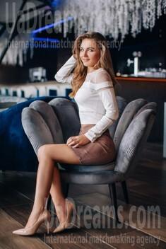 Yana from Lutsk 20 years - future wife. My small public photo.