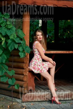 Marina from Cherkasy 34 years - want to be loved. My small public photo.