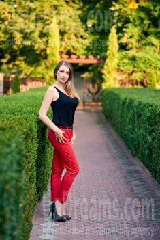 Marina from Cherkasy 34 years - romantic girl. My small public photo.