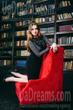 Alenka from Cherkasy 23 years - easy charm. My small public photo.