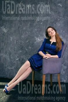 Alenka from Cherkasy 23 years - bright smile. My small public photo.