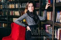 Alenka from Cherkasy 23 years - eyes lakes. My small public photo.