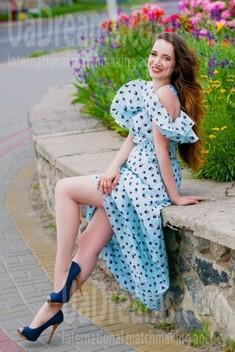 Alenka from Cherkasy 24 years - romantic girl. My small public photo.