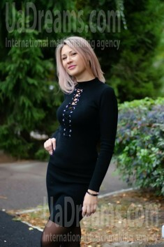 Inetta from Cherkasy 36 years - girl for marriage. My small public photo.
