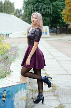 Inetta from Cherkasy 36 years - smiling for you. My small public photo.