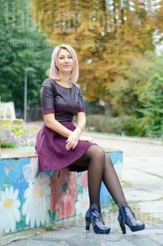 Inetta from Cherkasy 36 years - future wife. My small public photo.