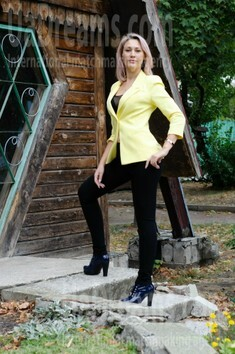 Inetta from Cherkasy 36 years - eyes with love. My small public photo.