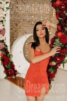 Ira from Ivano-Frankovsk 24 years - searching life partner. My small public photo.