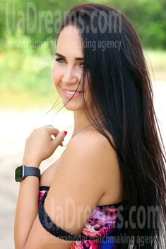 Inna from Zaporozhye 38 years - sunny smile. My small public photo.
