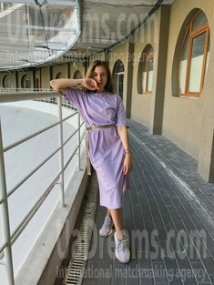 Angela from Kiev 25 years - charm and softness. My small public photo.