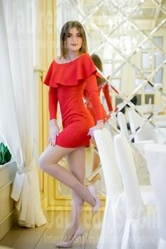 Ksenya from Lutsk 21 years - loving woman. My small public photo.