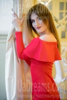 Ksenya from Lutsk 21 years - searching life partner. My small public photo.