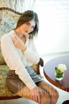 Ksenya from Lutsk 21 years - Warm-hearted girl. My small public photo.
