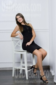 Katya from Lutsk 20 years - future wife. My small public photo.