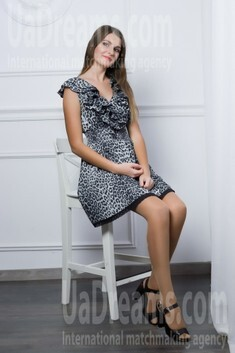 Katya from Lutsk 20 years - future bride. My small public photo.