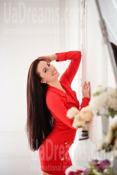 Natalia from Lviv 35 years - introduce myself. My small public photo.