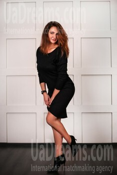Olga from Zaporozhye 46 years - search for love. My small public photo.