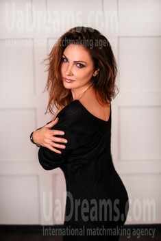 Olga from Zaporozhye 46 years - single russian woman. My small public photo.