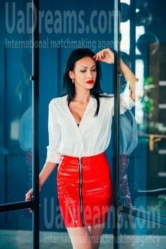 Julia from Lviv 31 years - seeking soulmate. My small public photo.