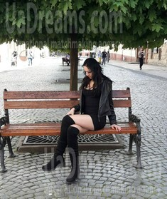 Julia from Lviv 31 years - single lady. My small public photo.