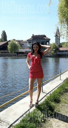 Julia from Lviv 31 years - look for a man. My small public photo.
