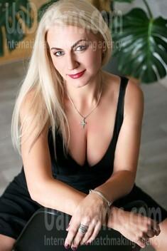 Helen from Zaporozhye 49 years - ukrainian woman. My small public photo.