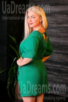 Helen from Zaporozhye 49 years - look for fiance. My small public photo.