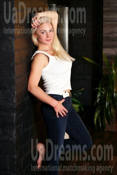 Helen from Zaporozhye 49 years - girl for marriage. My small public photo.