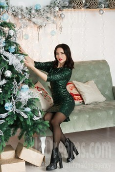 Julia from Dnipro 24 years - single russian woman. My small public photo.