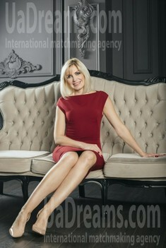 Julie from Zaporozhye 39 years - romantic girl. My small public photo.