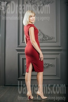 Julie from Zaporozhye 39 years - looking for relationship. My small public photo.