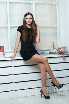 Natali from Dnipro 31 years - Kind-hearted woman. My small public photo.