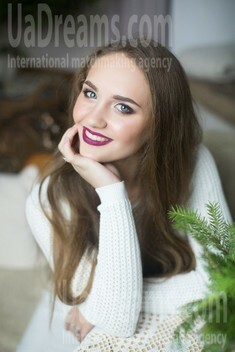 Darina from Sumy 19 years - future bride. My small public photo.