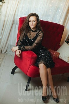Anna from Poltava 19 years - kind russian girl. My small public photo.