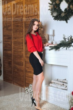 Maria from Poltava 18 years - seeking man. My small public photo.