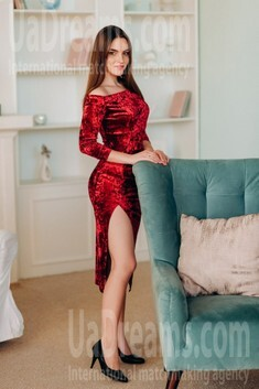 Maria from Poltava 18 years - attractive lady. My small public photo.