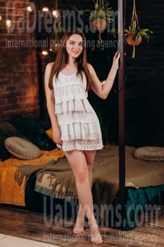 Maria from Poltava 18 years - beautiful and wild. My small public photo.