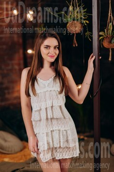 Maria from Poltava 19 years - search for love. My small public photo.