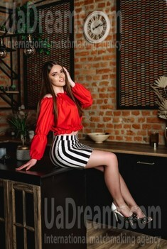 Maria from Poltava 19 years - wants to be loved. My small public photo.