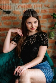Maria from Poltava 19 years - bride for you. My small public photo.