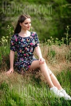 Maria from Poltava 19 years - photo session. My small public photo.