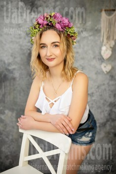 Natalia from Lutsk 25 years - independent woman. My small public photo.