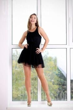 Alina from Zaporozhye 18 years - morning freshness. My small public photo.