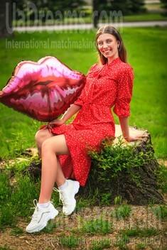 Alina from Zaporozhye 18 years - good girl. My small public photo.