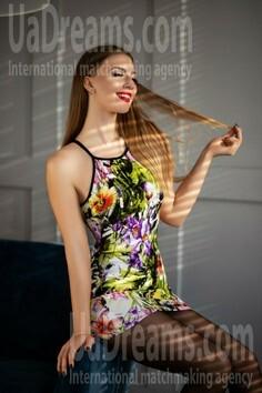Alina Zaporozhye 19 y.o. - intelligent lady - small public photo.