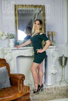 Ann from Sumy 22 years - single russian woman. My small public photo.