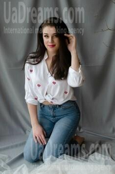 Tania from Cherkasy 21 years - good mood. My small public photo.