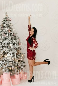Tanya from Ivano-Frankovsk 18 years - bright smile. My small public photo.