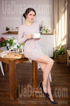 Margo from Dnipro 22 years - desirable woman. My small public photo.